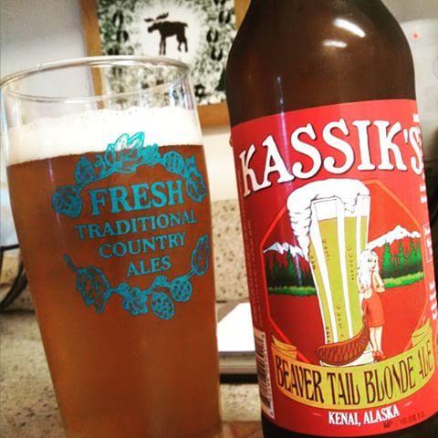 Kassik's Beaver Tail Blonde
