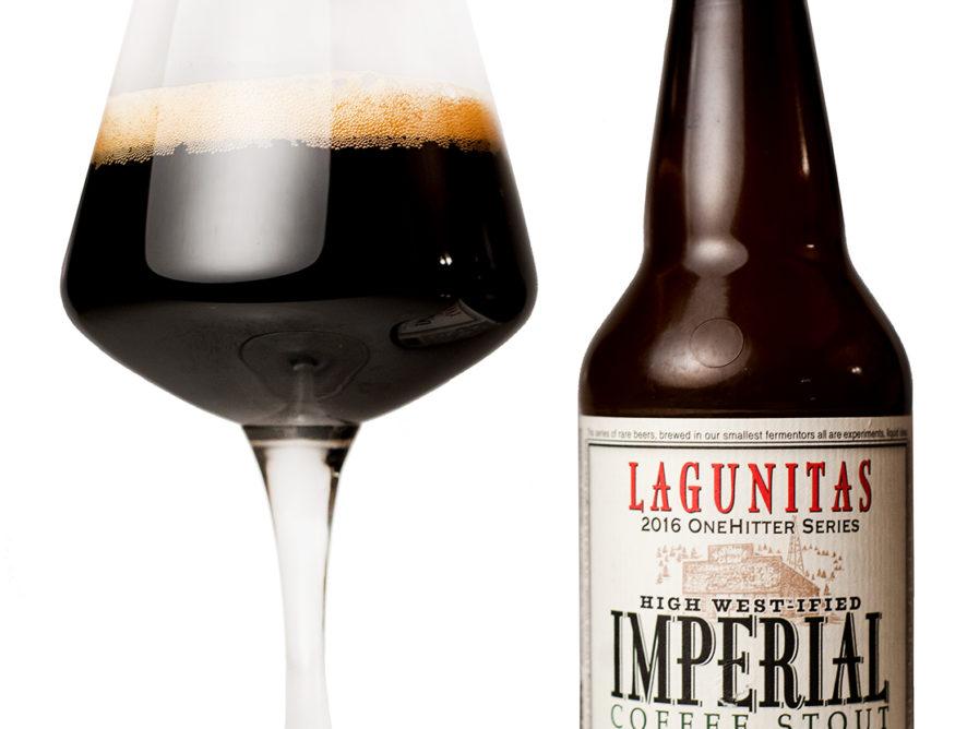 Lagunitas Cappucino Stout