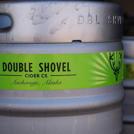 Double Shovel Semi-Dry Cider