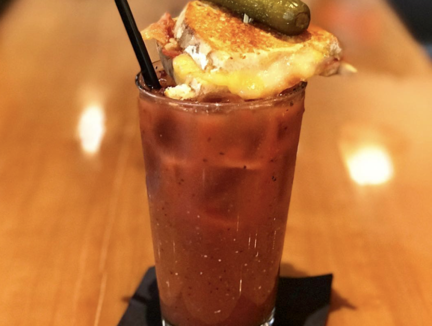 Bread & Brew's Famous Bloody Mary